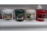 SELECTION OF BRAND NEW YANKEE CANDLE VOTIVES