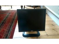 Dell 17 inch LCD Monitor with stand
