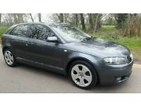 2004 AUDI A3 SPORT TDI LOOKS AND DRIVES PERFECT WITH SERVICE HISTORY
