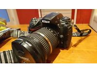 Nikon d300s tamron 10-24 lense