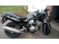 Suzuki bandit gsf 600cc (mot) faultless