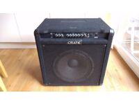 Crate BT220 220W Bass Combo Amplifier