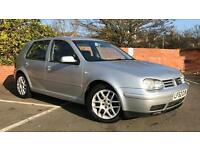 VW Golf GTi TDi Turbo Diesel - MOT - 150bhp ARL Engine - Heated Seats