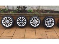 Ford Fiesta wheels