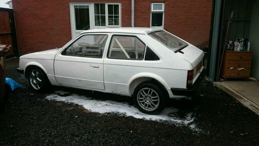 Opel kadett Mk1 Astra rally car gte c20xe c20let nova gsi Sri ...