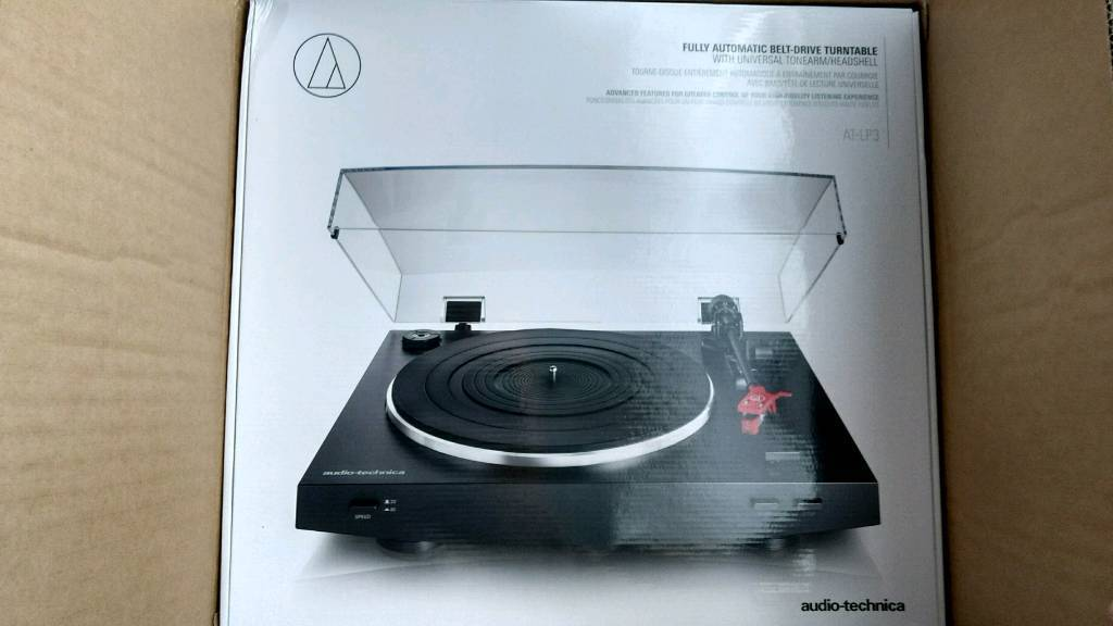Audio-Technica AT-LP3 Turntable
