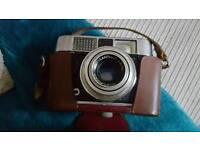 Voigtlander camera in case