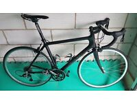 Planet x pro carbo road racing bike