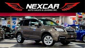 2017 Subaru Forester 2.5i CONVENIENCE PKG AUT0 AWD H/SEATS REAR