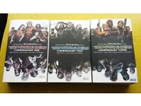 The Walking Dead- Compendiums 1, 2 and 3