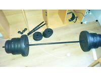 barbell set