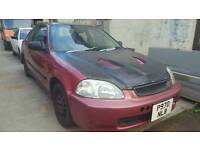 Honda Civic EJ6 Coupe *REDUCED*