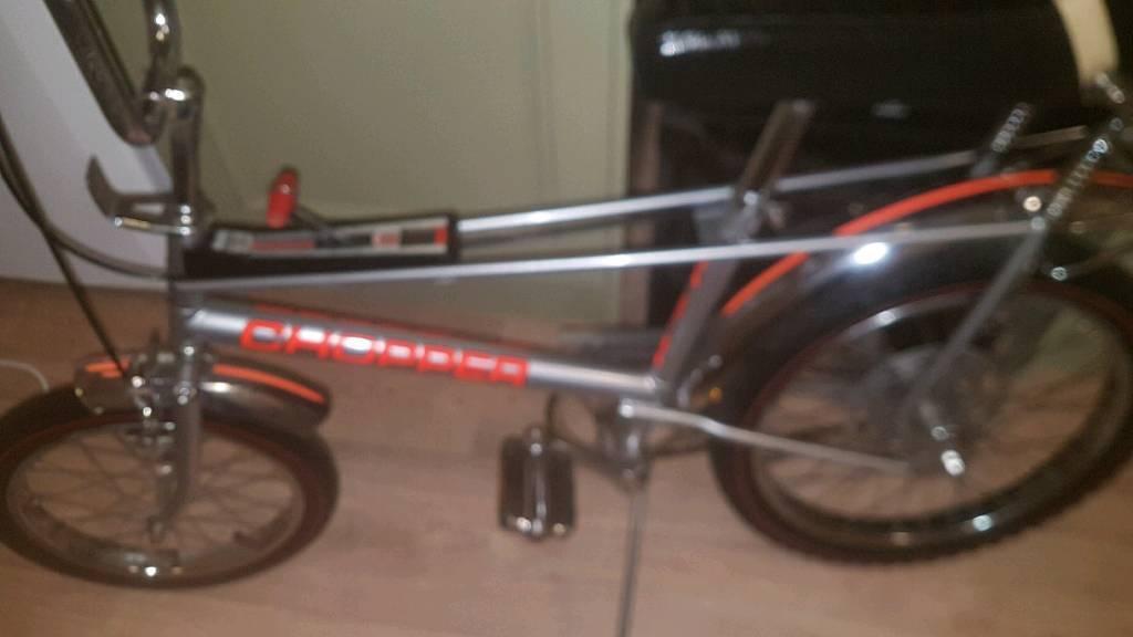 Raleigh chopper mk2 show bike | in Cupar, Fife | Gumtree
