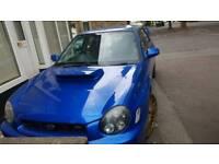 Subaru impreza sti wrx