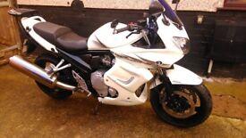 Suzuki bandit 1250_1200 blackbird x11 k1200rs
