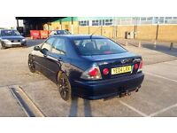 lexus is200 for sale or swap for bmw and cash you way