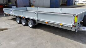 Ifor Williams trailer LM208 beat the waiting list