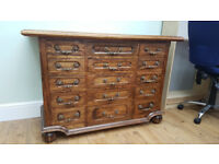 Lovely Fruitwood Sideboard