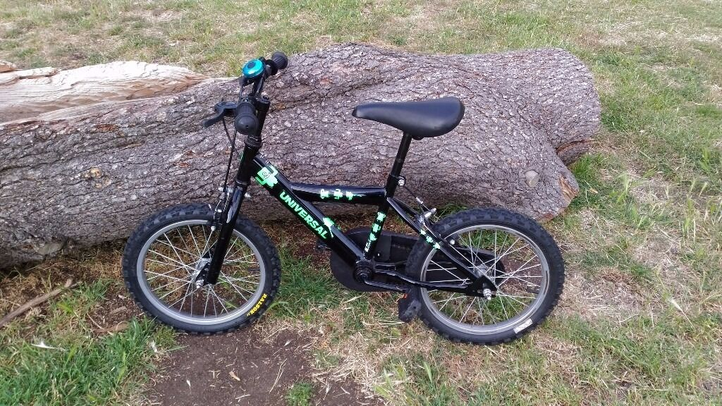 Very good condition 16'' wheel bike for kids