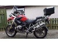 BMW GS 1200 tourer