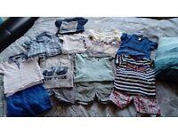 Boys summer bundle aged 12-18 months