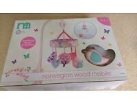 Mothercare cot mobile, brand new unopened