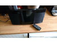 Panasonic SC-HC29DBEBK 20W DAB Micro Hi-Fi System with Wireless Audio Streaming via Bluetooth/NFC