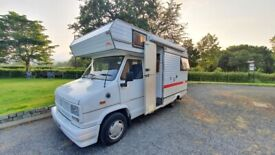 Talbot Express Glenade Campervan. Fantastic condition. 1985. MOTed. Ready to use!