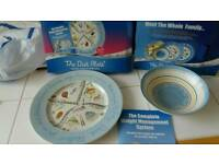 Plate and dish weight management solution