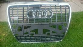 Audi a6 s line grill