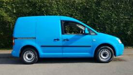VW Caddy 2010 2.0 sdi