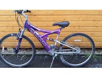 Girls Bike excellent as new