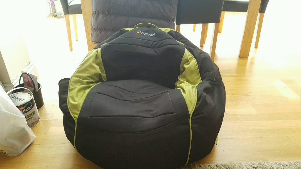 X Rocker Gaming Chair Bean Bag