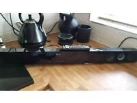 LG 1600 watt Sound Bar