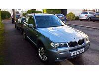 FOR SALE BMW X3 2008 2.0 D 177 KM SPORT FULL M-PAKIET