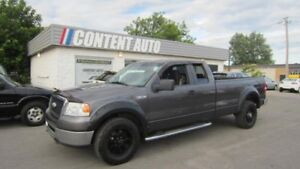 2008 Ford F-150 XLT KING CAB 4X4 BOITE 8 PIEDS FINANCEMENT MAISO