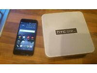 HTC One A9 smartphone carbon Grey EE