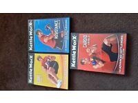 Kettleworx fitness dvds level 2