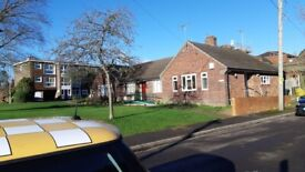 Petersfield 1 bed bungalow over 60s for bungalow/1 bed house/GFF nearer to Portsmouth