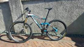 Cube Stereo Pro Carbon 29er Full suspension