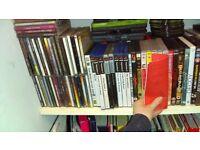 dvds cds joblot