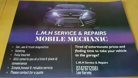 L.M.H Service & Repairs ***Mobile Mechanic***