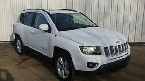 2016 Jeep Compass Sport/North 4x4 - Leather heated seats - Re...