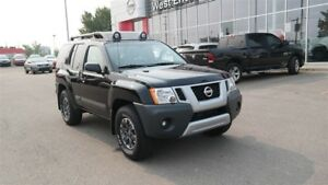 2015 Nissan Xterra Pro4X4,Leather,Nav,Heated seats
