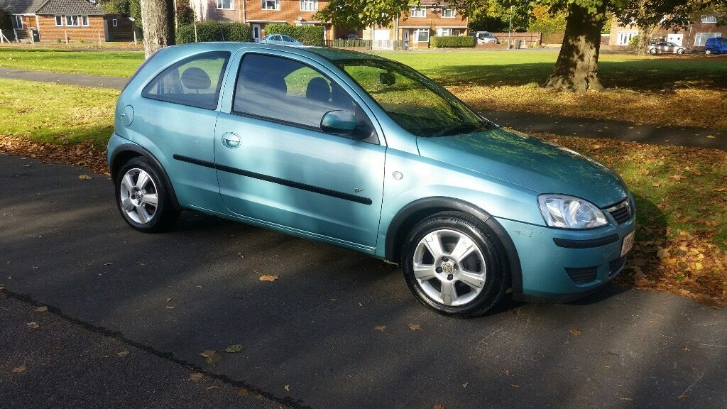 2004 Vauxhall Corsa 1.2 Petrol, Manual, FULL Service History, 1 Year Mot, FREE Delivery