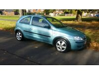2004 Vauxhall Corsa 1.2 Petrol, Manual, FULL Service History, 1 Year Mot, FREE Delivery
