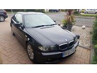 Excellent reliable BMW.