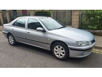 **REDUCED** 2001 PEUGEOT 406 GLX HDI 1 DOCTOR OWNER FROM NEW LOTS OF MONEY SPENT EXCELLENT RUNNER