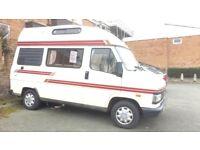 Used Talbot Campervans And Motorhomes For Sale Gumtree