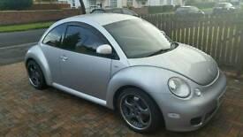 Vw beetle 2.3 v5 sport